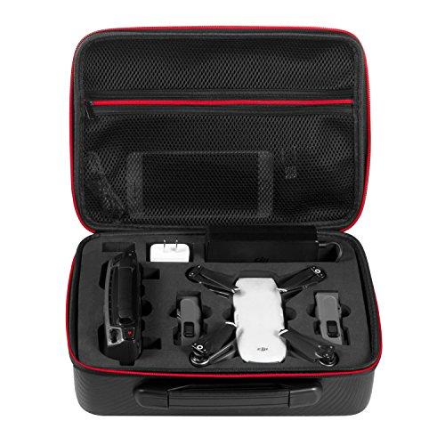Deyard Wasserdichte Mobile Hülle Tasche Koffer für DJI Spark Drohne
