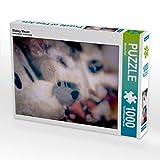 Mickey Mouse 1000 Teile Puzzle quer (CALVENDO Orte)