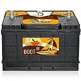 Adler EFB Sunrise 12 V/105 Ah Boot Caravan Versorgungs Verbraucher Batterie