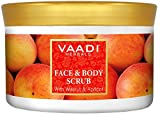 Vaadi Herbals Face and Body Scrub, Walnut - Best Reviews Guide