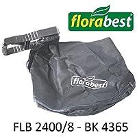 Florabest Sacco di Racolta con Supporto per Aspirafoglie FLB 2400/8 BK 4365 - Utensili elettrici da giardino - Confronta prezzi