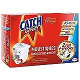 CATCH Diffuseur Électrique Anti Mouches/Moustiques avec Recharge