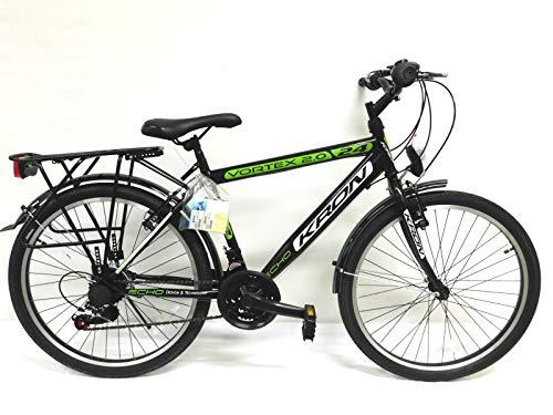 KRON 26 Zoll Fahrrad Herrenrad Jungenfahrrad City Bike 21 Gang Shimano neu