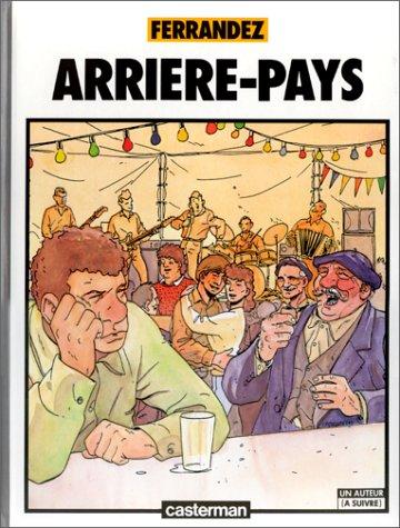 ARRIERE-PAYS par Jacques Ferrandez (Album)
