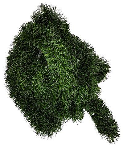 Ilkadim Guirlanda de pino de aprox. 5