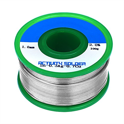 tigree-10mm-100g-lead-free-solder-wire-rosin-core-tin-reel-sn-99-ag-03-cu-07