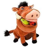 Disney Store The Lion King 14 Pumbaa Plush Stuffed Animal Toy