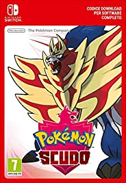 Pokémon Scudo [Switch - Codice download], 7 anni+