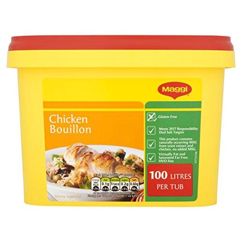 MAGGI Gluten Free Chicken Bouillon, 2 kg