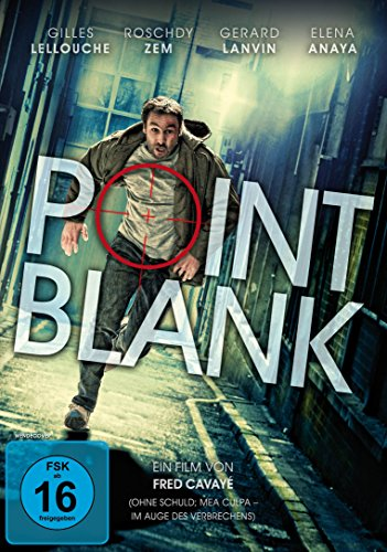 Point Blank (Carbon Blank)