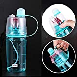 iBubble B Portable for Outdoor Cycling Camping Hiking Spray with Water Bottle (Assorted Colour)