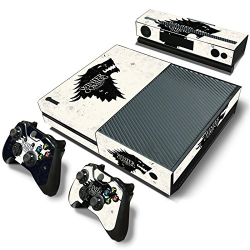 GoldenDeal Golden Deal Xbox One And Controller Skin Set Got Xbox One Vinyl