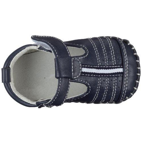 Playshoes 107723, Chaussures mixte enfant Bleu