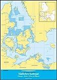 Delius Klasing-Sportbootkarten, Satz.5, Südliches Kattegat -