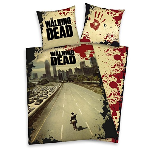 Herding The Walking Dead, copripiumino 135 x 200 cm regalo nuovo WOW - All-in-One outlet-24 -