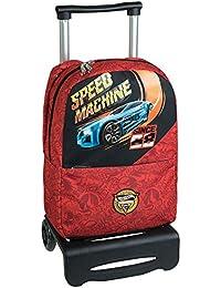 mochila escolar mitjana carro HOT WHEELS by DIS2