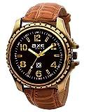 Axe Style Golden Touch Wrist Analog Watc...
