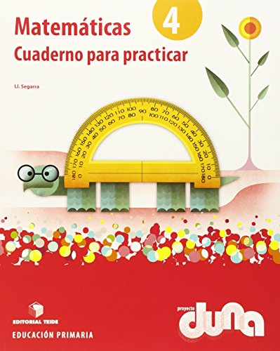 Matemáticas 4. Proyecto Duna - Cuaderno para practicar - 9788430719426