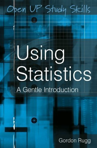 Using Statistics: A Gentle Introduction 1st (first) Edition by Rugg, Gordon published by Open University Press (2007)