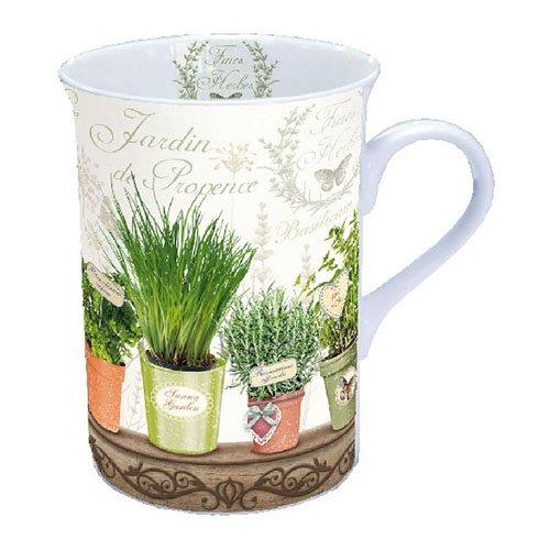 Ambiente Mug Tee / Kaffee Le Jardin De Provence ca. 0.25L Jardin Tee