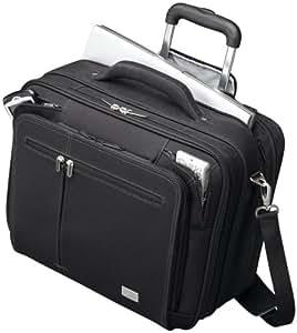 "Case Logic TNR15 Sacoche / Trolley en nylon pour ordinateur portable 15,4"" Noir"