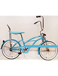 Girls 20 Baby Blue Hero Beach Cruiser by Micargi