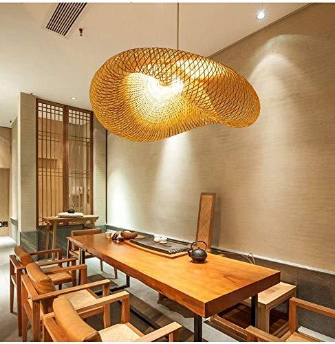 Xiao Yun ☞ * Araña de bambú Jardín Restaurante Restaurante Zen Lámparas Salón de té Araña Creativa ☜