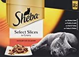 Product Image of Sheba Cat Pouches Poultry Collection in Gravy