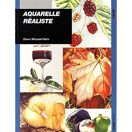 Aquarelle réaliste