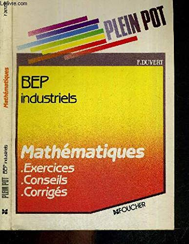 Plein pot maths bep indu 112696