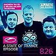 A State Of Trance Episode 826 (Andrew Rayel & Orjan Nilsen Take-Over)