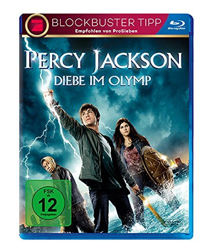 Percy Jackson - Diebe im Olymp - Hollywood Collection [Blu-ray]