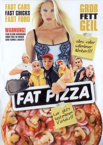 Fat Pizza Fat-chef