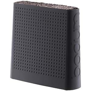 Bodum - 11089-01 - Bistro - Bloc Couteau - Noir