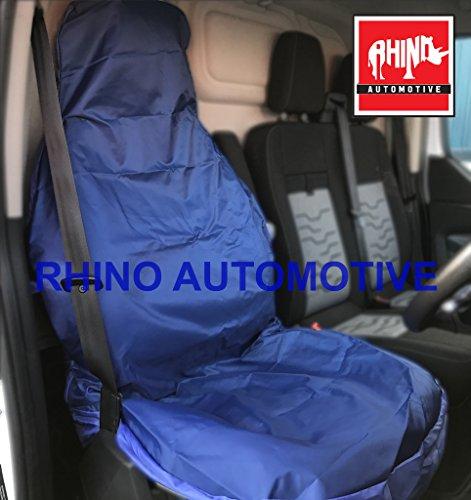 hyundai-sante-fe-06-12-heavy-duty-single-driver-blue-waterproof-seat-cover