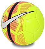#10: SST Mercurial Fade Yellow Football