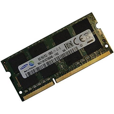 Elpida - Memoria RAM DDR3L-1600 SO-DIMM de 8GB (204 contactos, 1600 MHz, PC3-12800S, CL11, baja tensión, para Apple ID 0x80CE y portátiles)