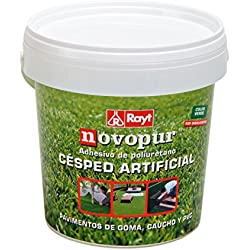 Novopur 1315-70 - Adhesivo para césped artificial (1,125 kg) color verde
