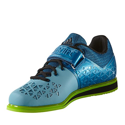 Adidas Powerlift 3 Weightlifting Chaussure - SS17 blue
