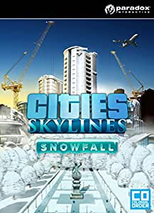 Cities: Skylines - Snowfall [Code Jeu PC/Mac - Steam]