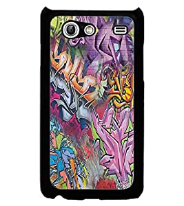 PRINTSWAG PAINTING Designer Back Cover Case for SAMSUNG GALAXY S ADVANCE