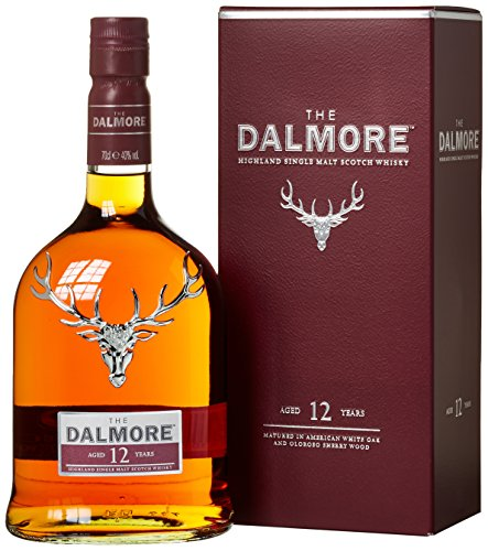 Dalmore 12 Jahre Single Malt Scotch (1 x 0.7 l)