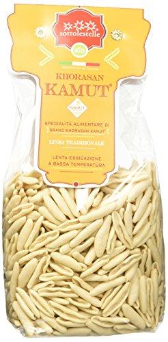 Sottolestelle Cavatelli Khorasan Kamut - 12 confezioni da 500gr - Totale 6 kg