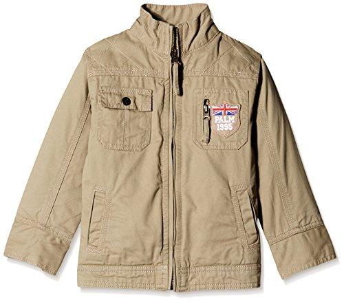 PalmTree Baby Boys' Jacket (131090110843 1312_Beige_9-12 months)