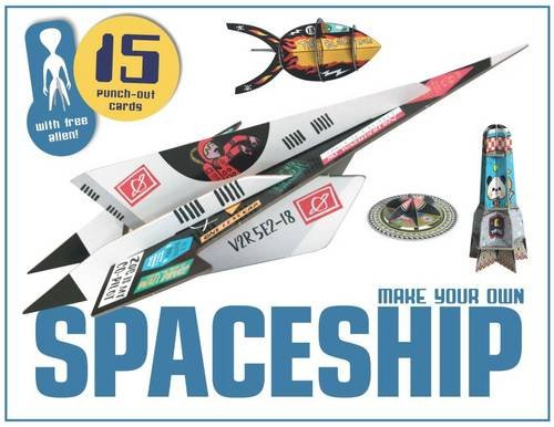 Make your own spaceship par Magma