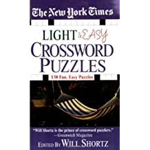 The New York Times Light & Easy Crossword Puzzles