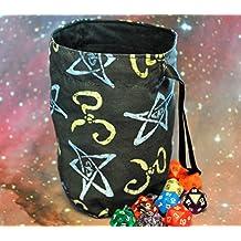 Elder Sign Lovecraft Dice Bag Ideal for Arkham Horror fans!