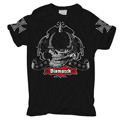 Life Is Pain -  T-shirt - Abbigliamento - Maniche a 3/4 - Uomo Nero  nero