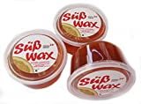 2000g Süß Wax 24° Sugaring Zuckerpaste zur Haarentfernung mit Hand, kein Vlies nötig. Optimal bei 24° Umgebungstemperaturen