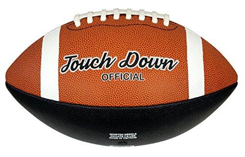 Midwest Touch Down - Balón de fútbol Americano, Color marrón, Talla erwachsenengröße